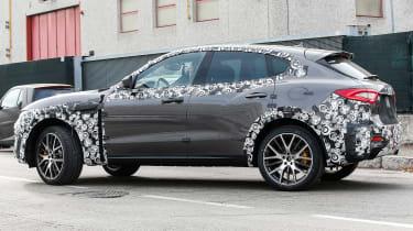 Maserati Levante GTS side rear