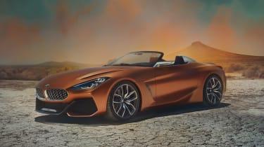 BMW Concept Z4 Studio - front static
