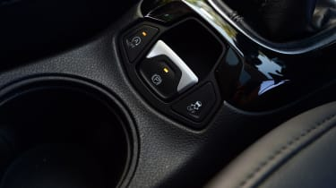 Jeep Compass - controls