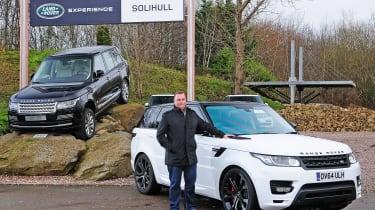 Range Rover Sport - long-term header