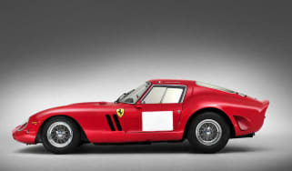 Ferrari 250 GTO outdoors