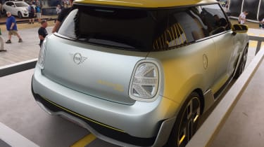 Goodwood Festival of Speed - MINI Electric Concept