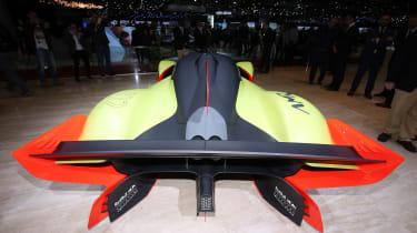 Aston Martin Valkyrie ARM Pro - Geneva full rear