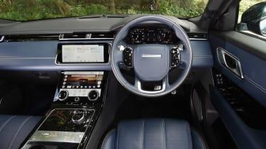 Used Range Rover Velar - dash