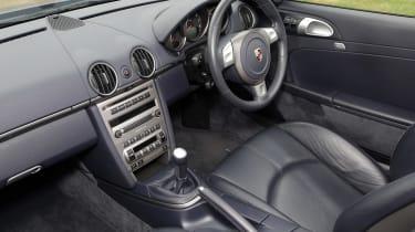 Used Porsche Boxster - dash