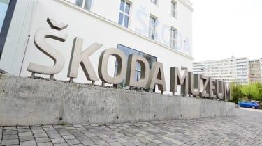 Skoda Museum - building