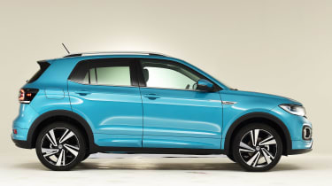 Volkswagen T-Cross - side