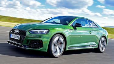 Audi RS 5 - side