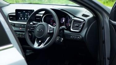 Kia Ceed SW - interior