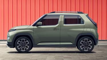 Hyundai Casper - side
