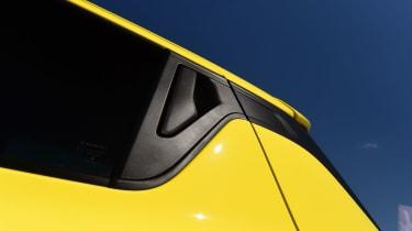Suzuki Swift Sport - door handle