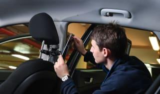 Best Car Tablet Mounts - header