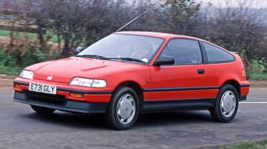 Best Japanese modern classics - Honda CRX