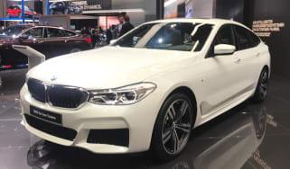 Frankfurt - BMW 6 Series Gran Turismo - front