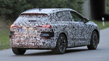Audi Q4 e-tron - spyshot 6