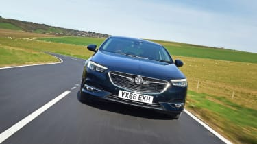 Vauxhall Insignia Grand Sport - full front