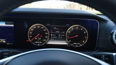 Mercedes-AMG E 63 S long termer - first report dials