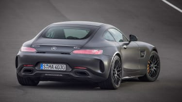 Mercedes-AMG GT C - rear static