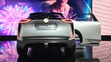 Nissan IMx SUV concept - Tokyo full rear