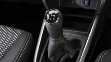 Suzuki Vitara - gear lever