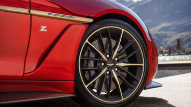 Aston Martin Vanquish Zagato - wheel
