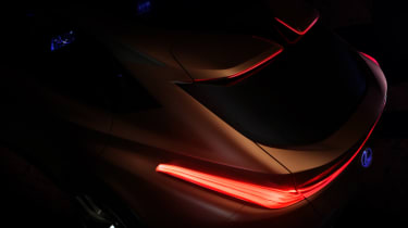 Lexus LF-1 Limitless - concept image