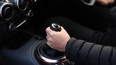 Nissan Juke Tekna: long-term test review - first report transmission