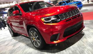 Jeep Grand Cherokee Trackhawk LA