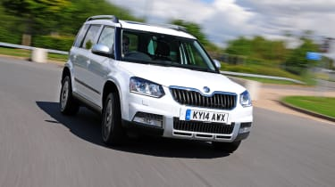 Skoda Yeti Laurin Klement Review Auto Express