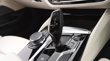 BMW 5 Series - transmission