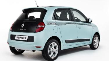 Renault Twingo The Color Run Special Edition - rear