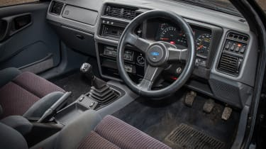 Ford Sierra RS500 Cosworth - interior