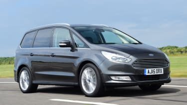 Ford Galaxy - front