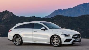 Mercedes CLA - static