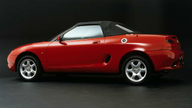 70 Years of British Car Auctions - MGF