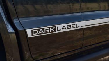 Volkswagen Amarok Dark Label - detail