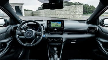 2020 Toyota Yaris - interior