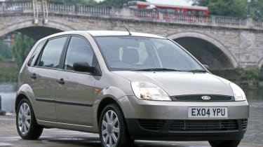 Best cars for £1,500 or less - Ford Fiesta