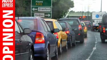 Opinion traffic