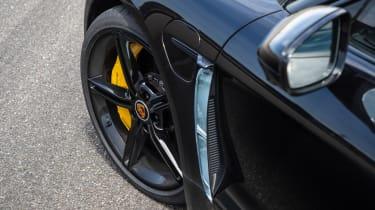 Porsche Taycan - wheel
