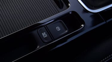 Kia XCeed - centre console