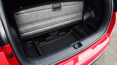 Kia Sportage - boot detail