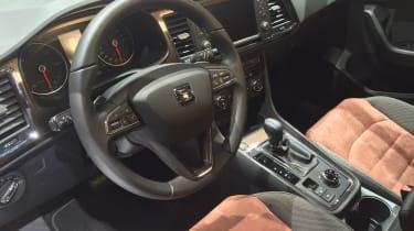SEAT Ateca - Geneva show interior