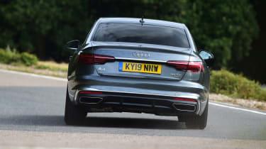 Audi A4 - rear