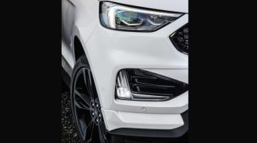 Ford Edge facelift 2018 front light