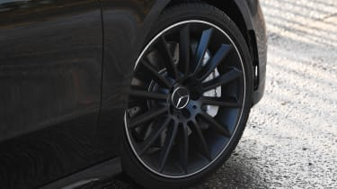 Mercedes-AMG A 35 Saloon - wheel