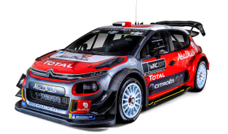 Citroen C3 WRC - front