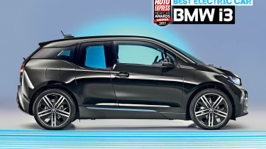 Electric Car of the Year 2017 - BMW i3