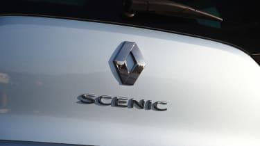 Renault Grand Scenic - badge