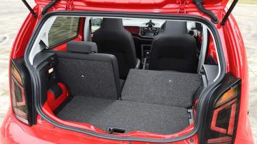 Used Hyundai i10 Mk2 - boot